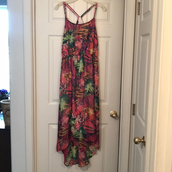 Maurices Dresses & Skirts - Maurice's 1x high low lined umpire sundress!